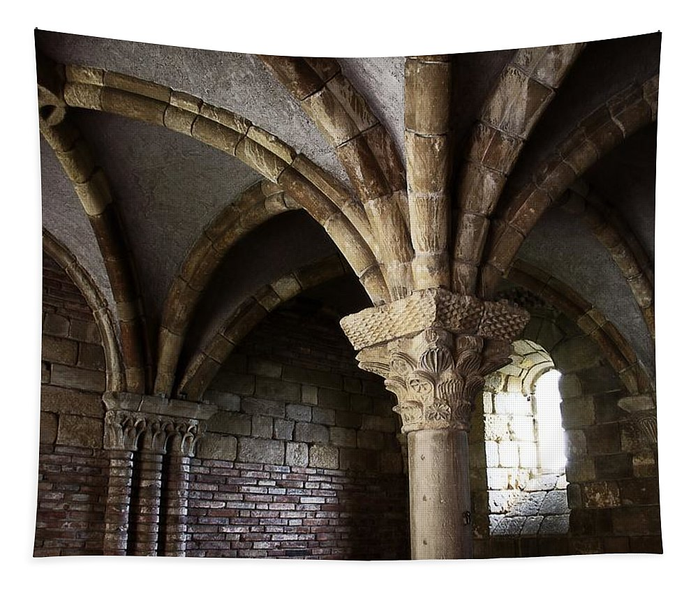 Walls Tapestry featuring the photograph Curves by Alice Gipson