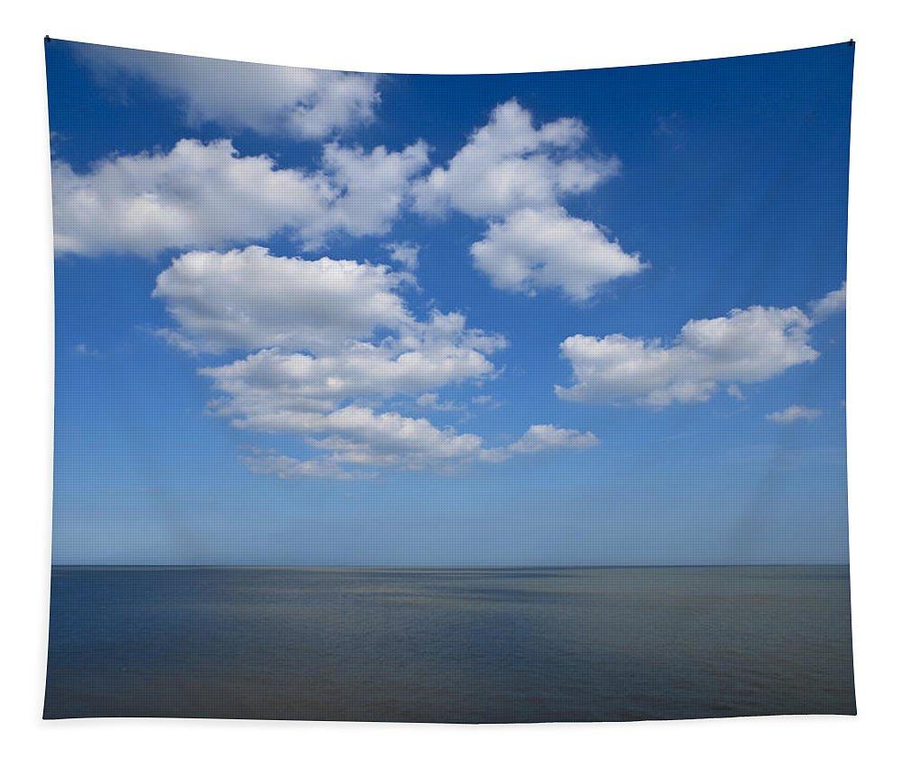 Essex Tapestry featuring the photograph Essex Coast by David Pyatt