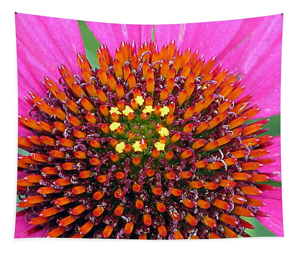 Flower Tapestry featuring the photograph Flower Garden 32 by Pamela Critchlow