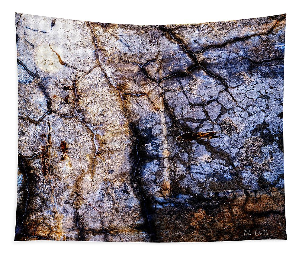 Foundation Tapestry featuring the photograph Foundation One by Bob Orsillo