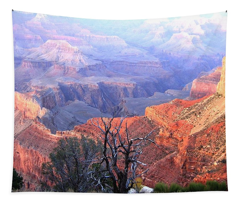 Grand Canyon Tapestry featuring the photograph Grand Canyon 67 by Will Borden