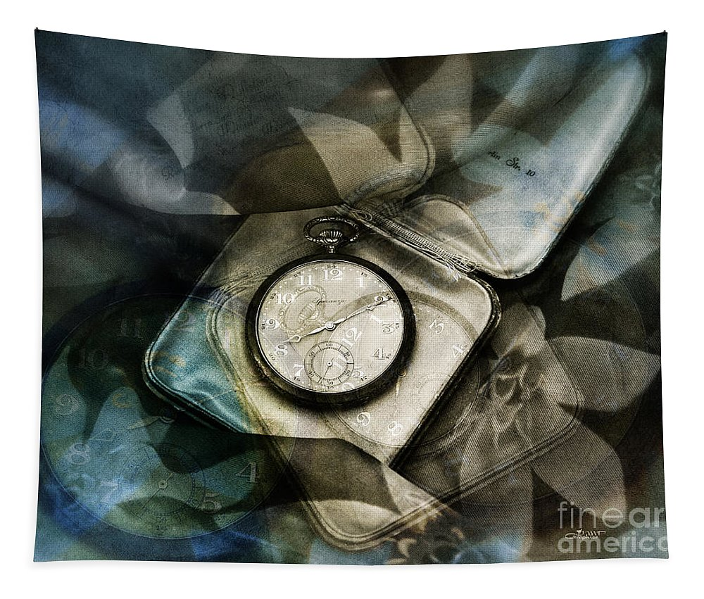 Photo Tapestry featuring the photograph Heirloom by Jutta Maria Pusl