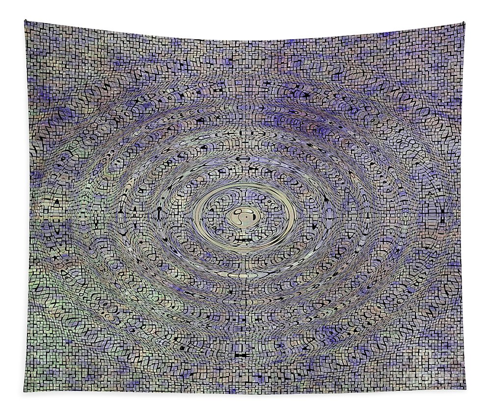 Iridescent Tapestry featuring the photograph Irredescent Dreams by Joseph Baril