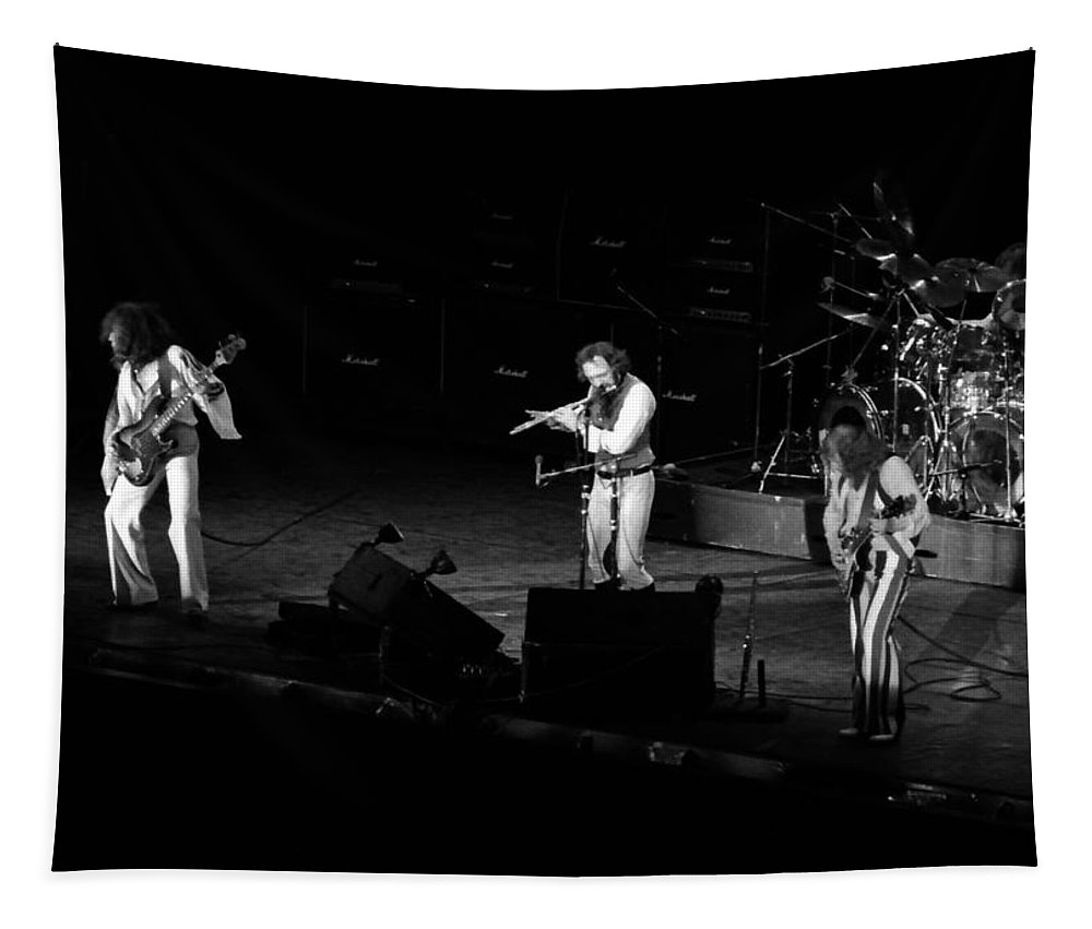 Jethro Tull Tapestry featuring the photograph Jt #8 Crop 2 by Ben Upham