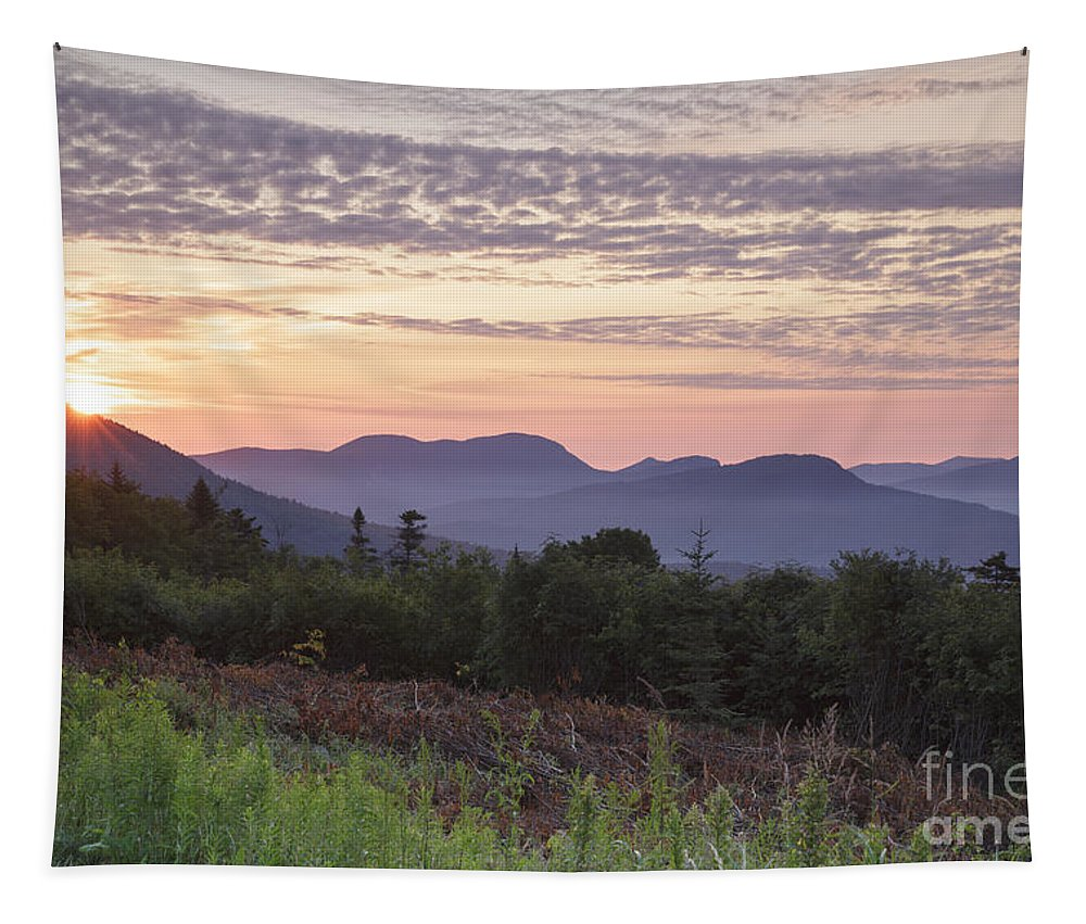 C.l. Graham Wangan Grounds Tapestry featuring the photograph Kancamagus Highway - White Mountains New Hampshire USA by Erin Paul Donovan