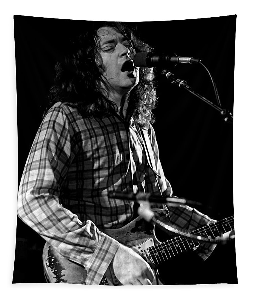 Rory Gallagher Tapestry featuring the photograph Kent #80 by Ben Upham