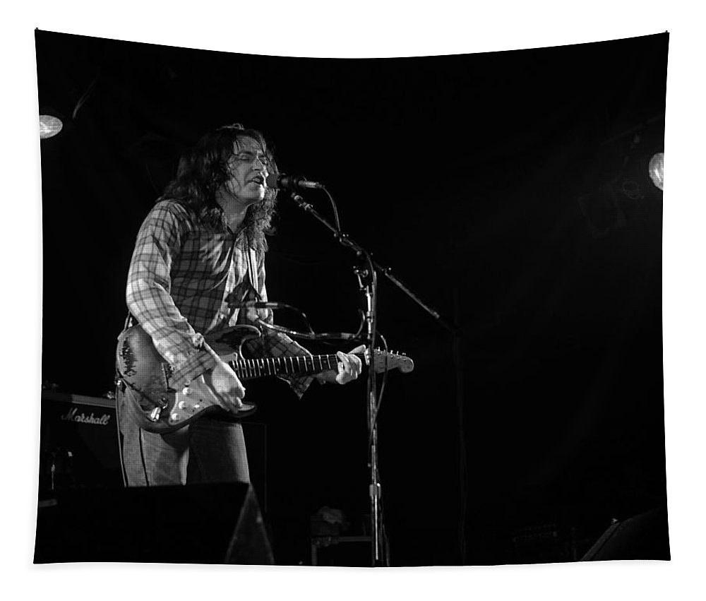 Rory Gallagher Tapestry featuring the photograph Kent #82 by Ben Upham