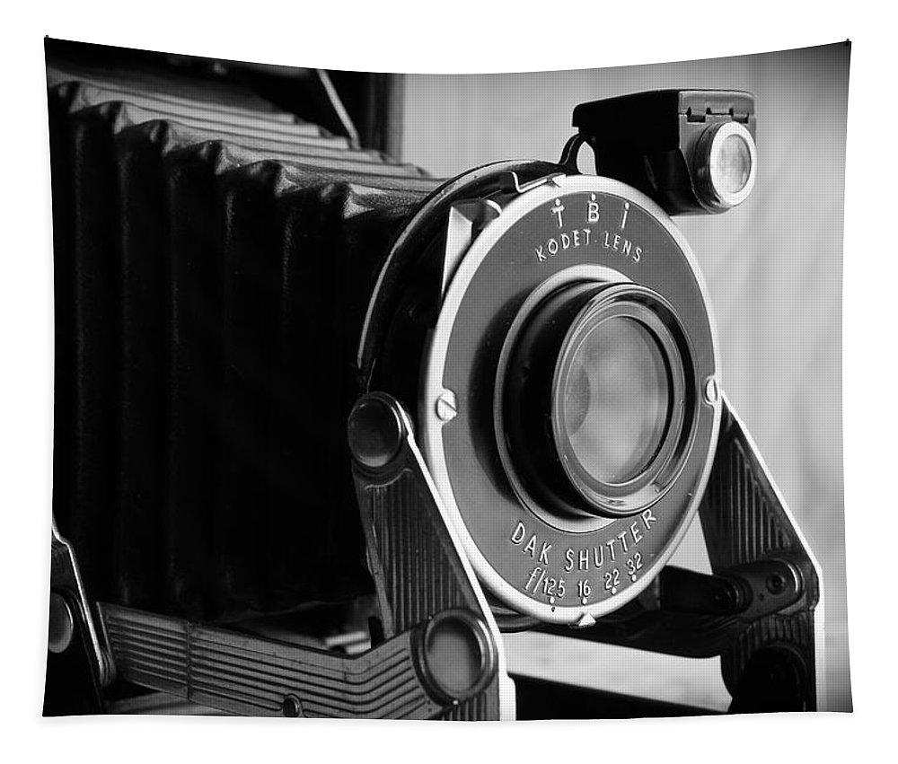 Kodak Tapestry featuring the photograph Kodak Six-20 by Penny Meyers