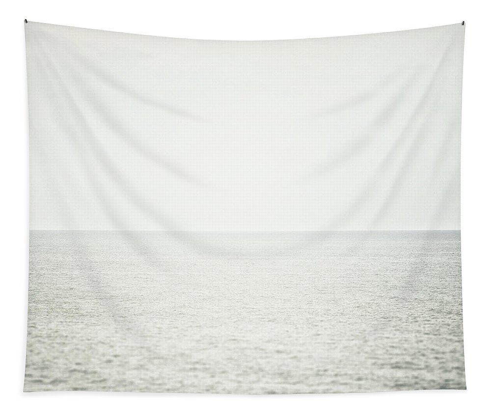 Lake Tapestry featuring the photograph Lake Erie Morning by Lisa R