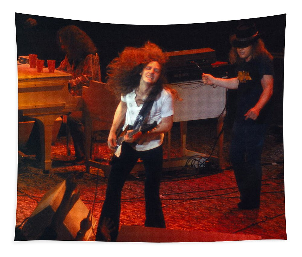 Lynyrd Skynyrd Tapestry featuring the photograph Ls #11 Crop 2 by Ben Upham