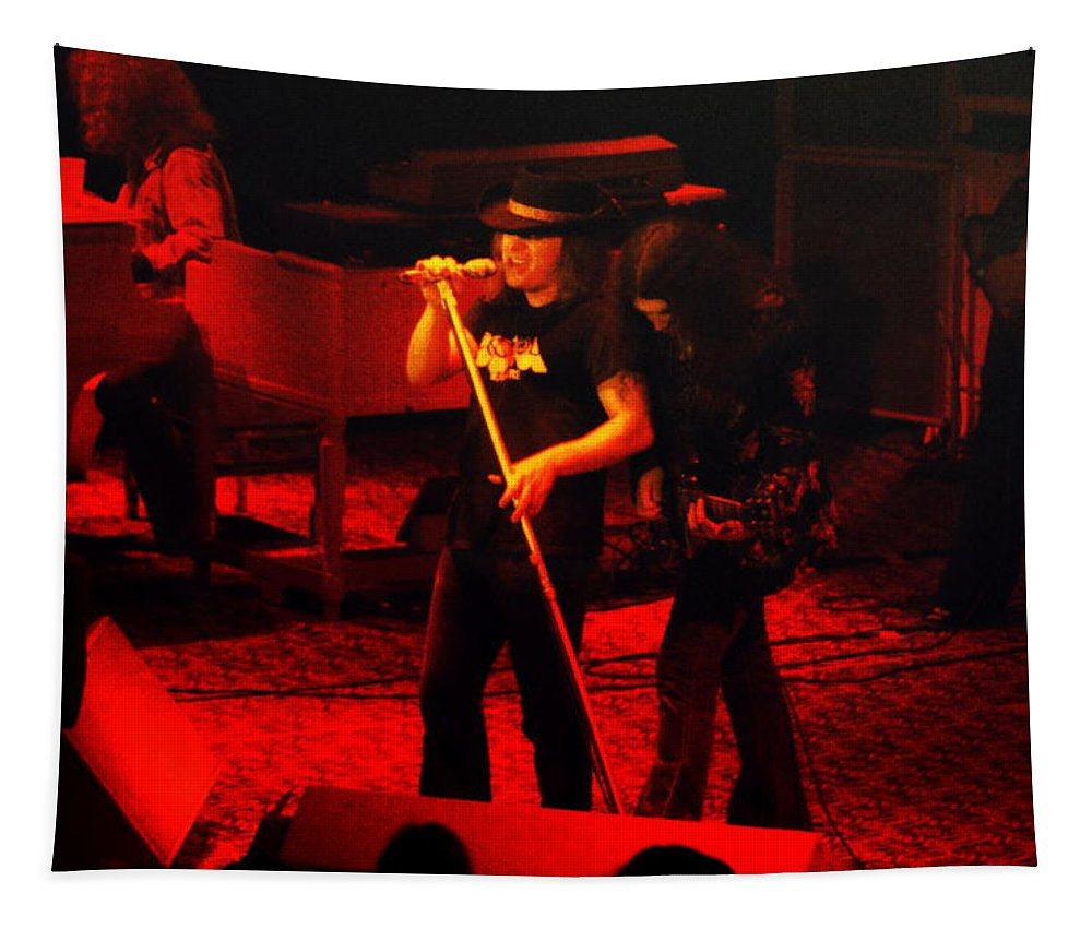 Lynyrd Skynyrd Tapestry featuring the photograph Ls #22 by Ben Upham