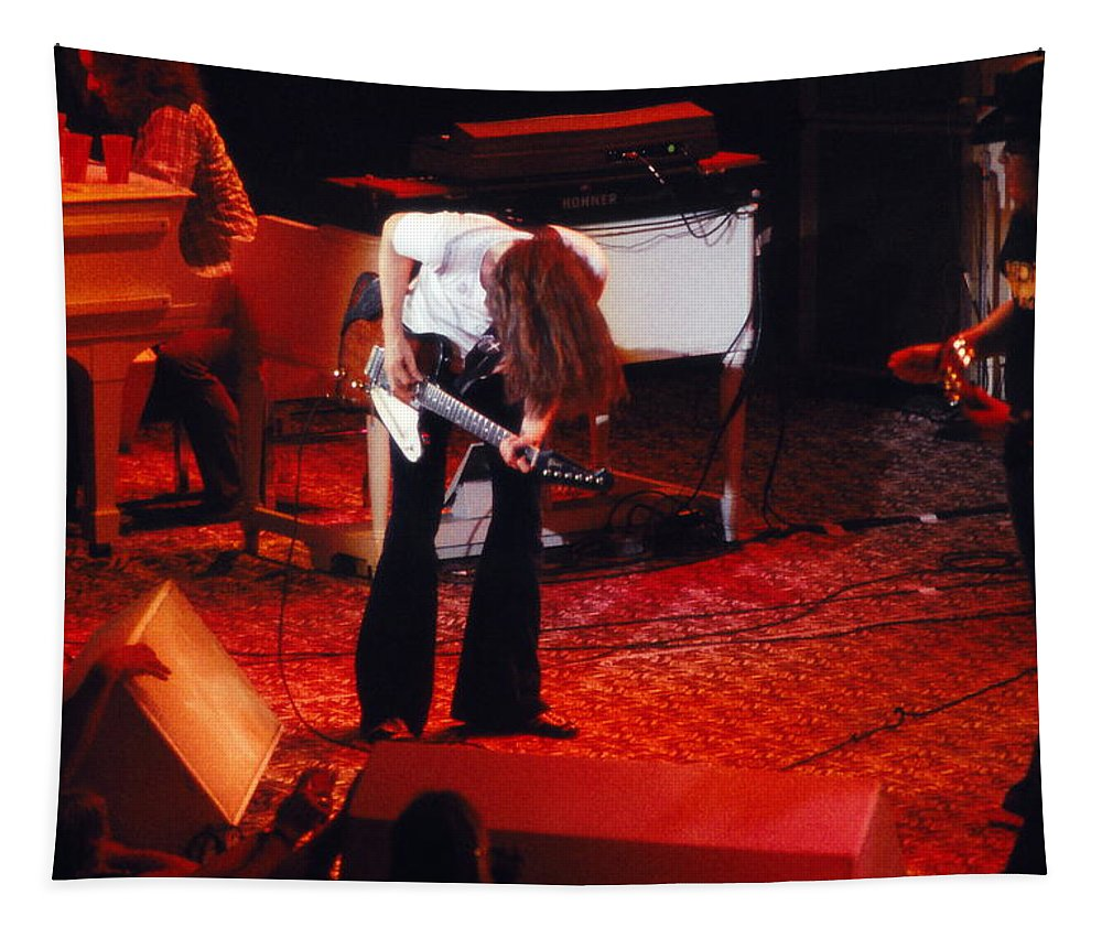 Lynyrd Skynyrd Tapestry featuring the photograph Ls #23 by Ben Upham