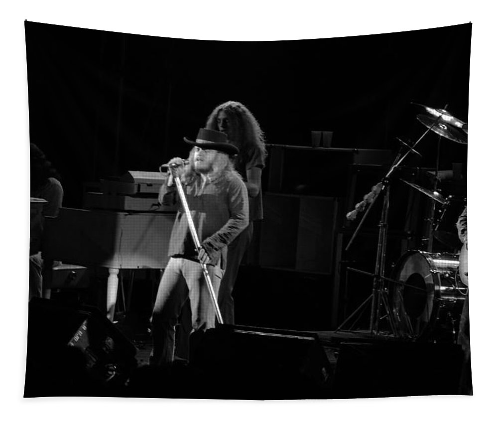 Lynyrd Skynyrd Tapestry featuring the photograph Ls Spo #75 by Ben Upham