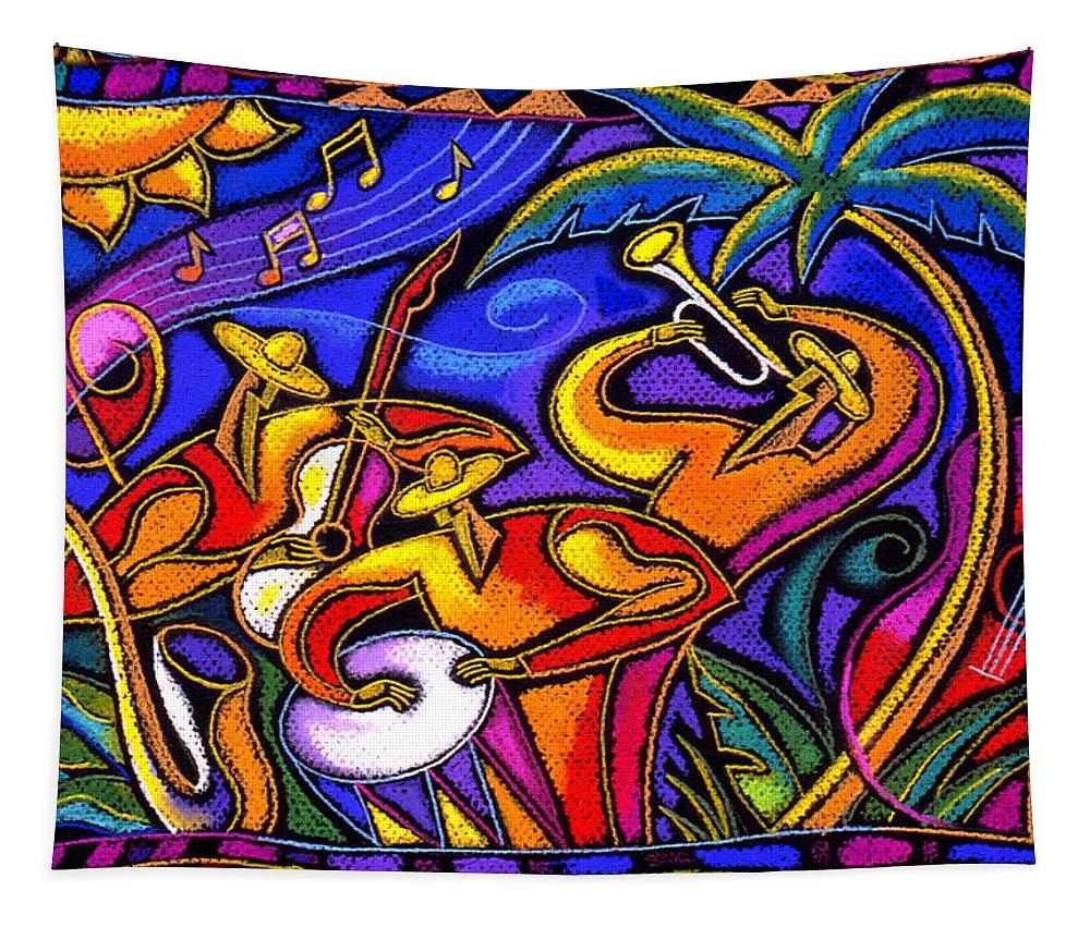 Latin Music Tapestry
