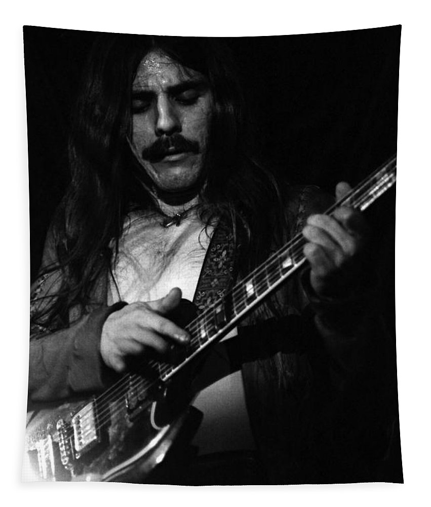 Frank Marino Tapestry featuring the photograph Mrmt #50 by Ben Upham