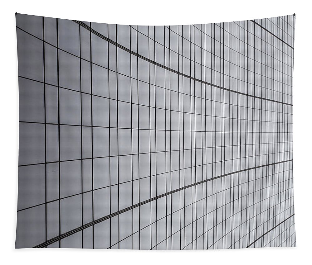 Lines Tapestry featuring the photograph Never Ending by Karol Livote