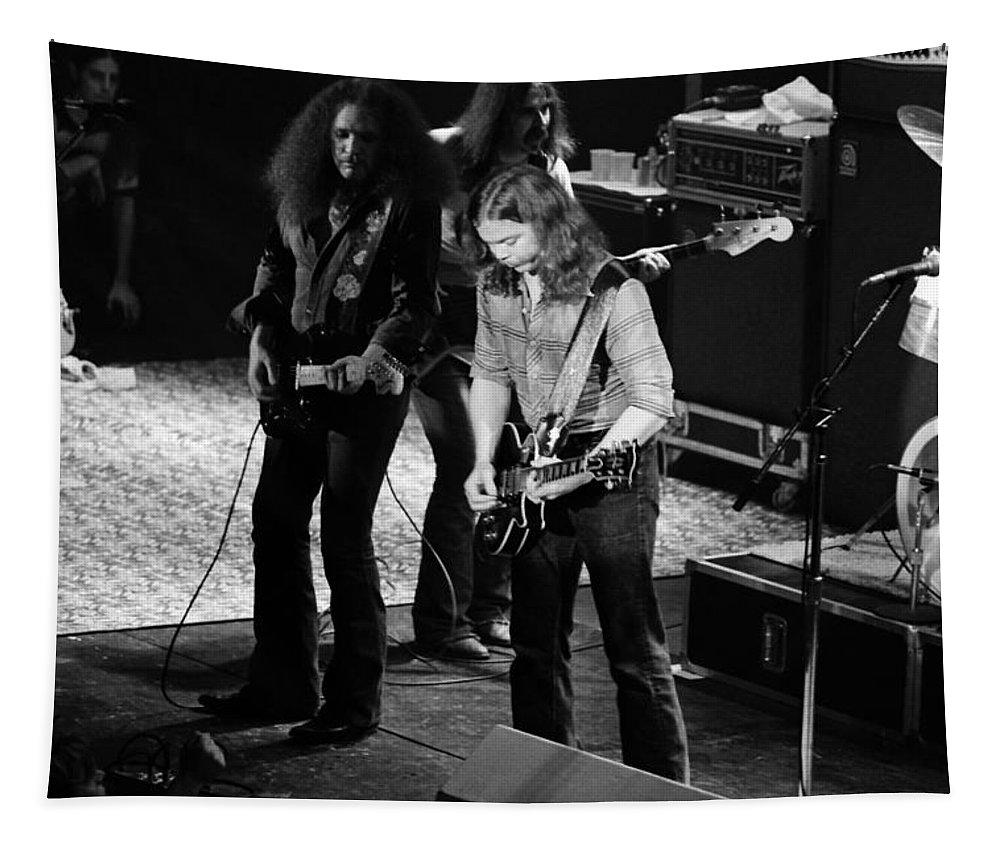 Outlaws Tapestry featuring the photograph Outlaws #32 by Ben Upham