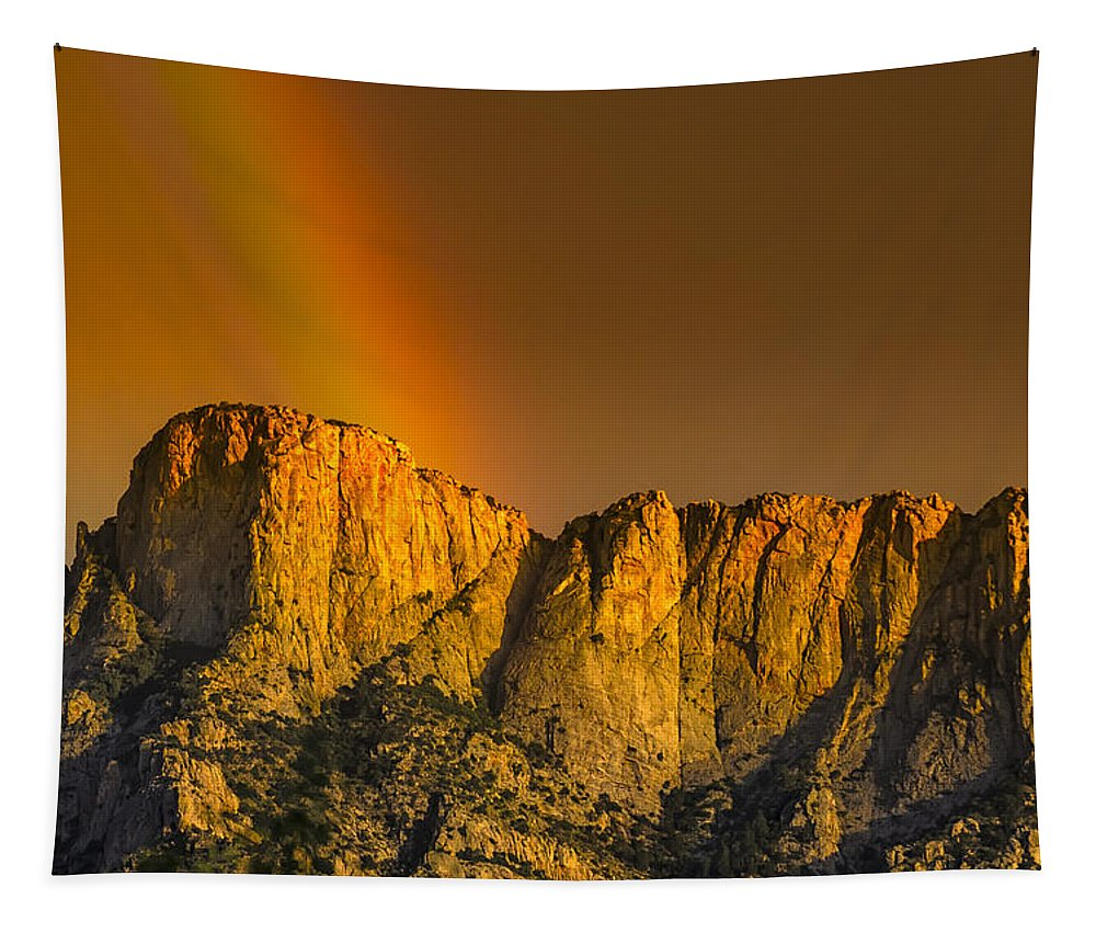 Acrylic Prints Tapestry featuring the photograph Pot Of Gold by Mark Myhaver