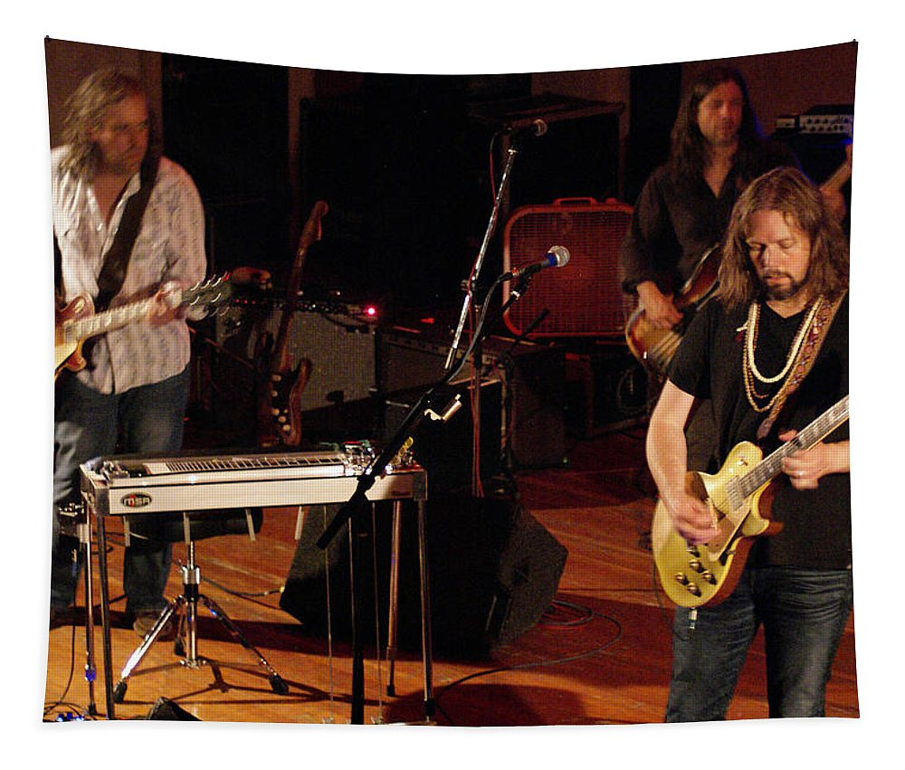 Rich Robinson Tapestry featuring the photograph Rrb #43 by Ben Upham