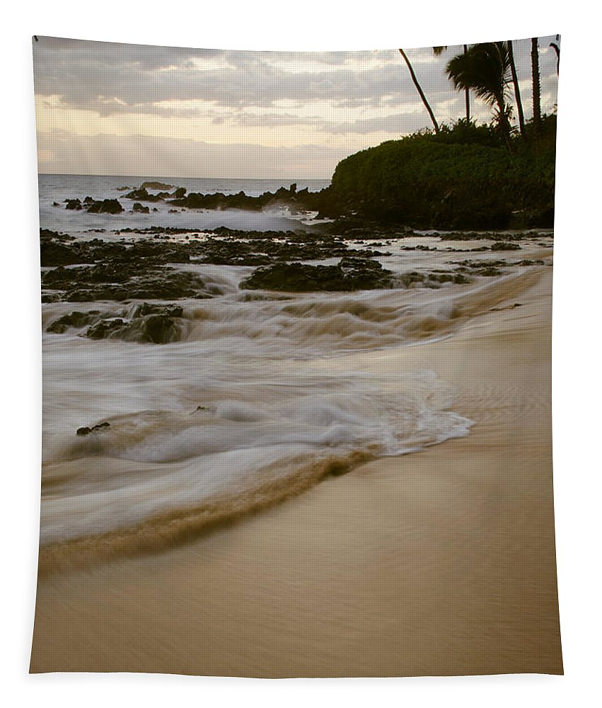 Aloha Tapestry featuring the photograph Sanctuary by Sharon Mau