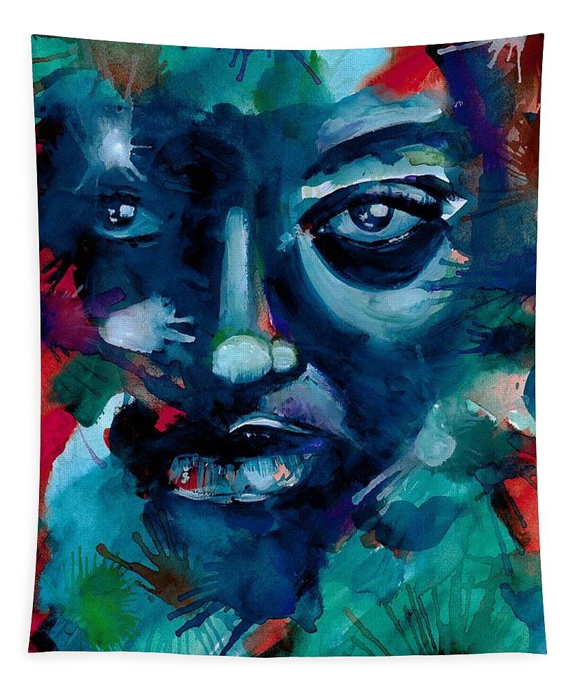 Painting Tapestry featuring the photograph Show me your true colors by Artist RiA