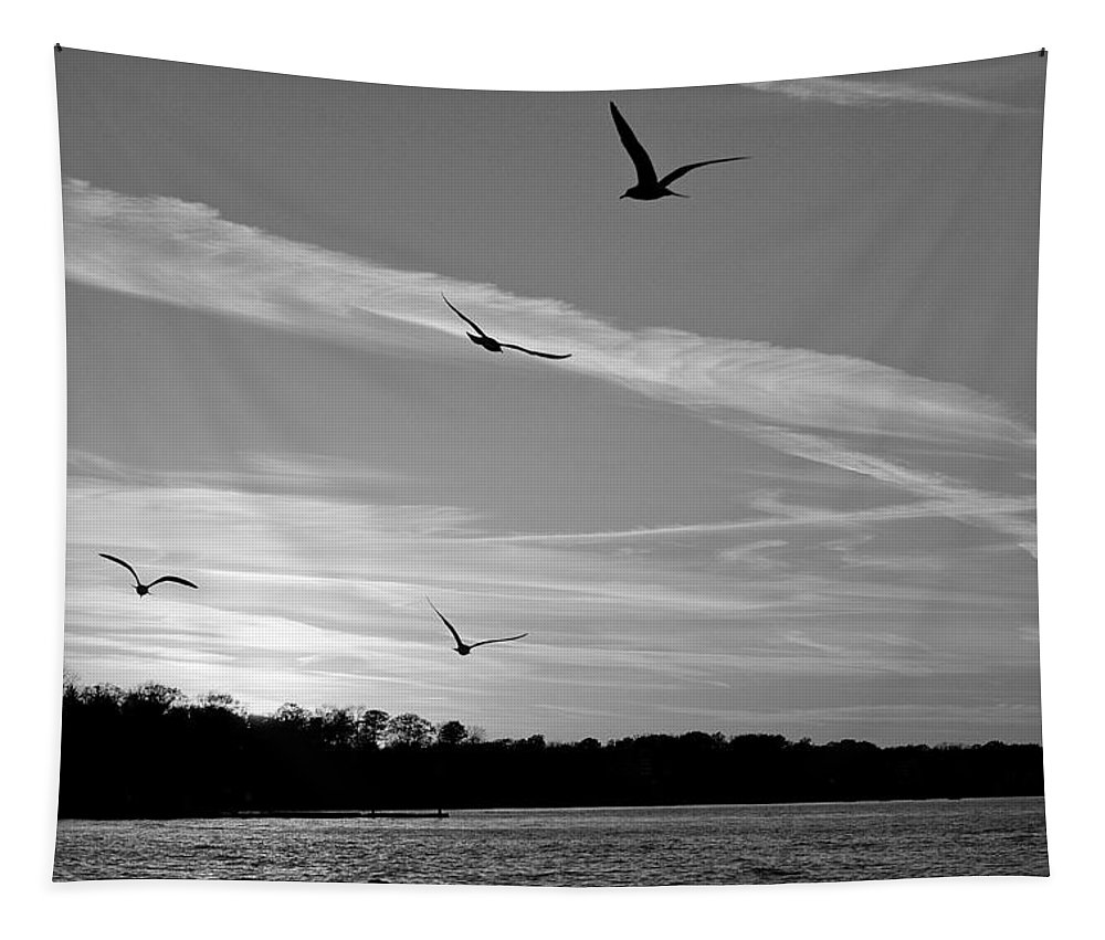 Simple Tapestry featuring the photograph Simplicity by Frozen in Time Fine Art Photography