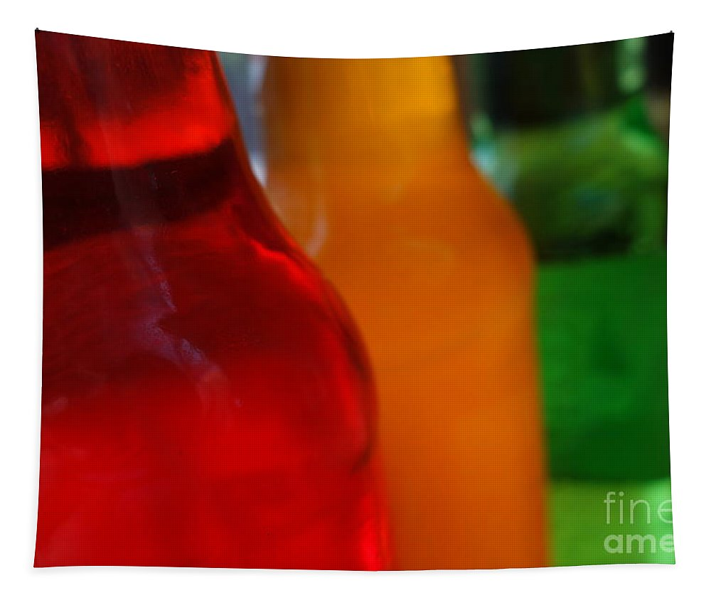 Beverage Tapestry featuring the photograph Soda Pop 3 by Jacqueline Athmann