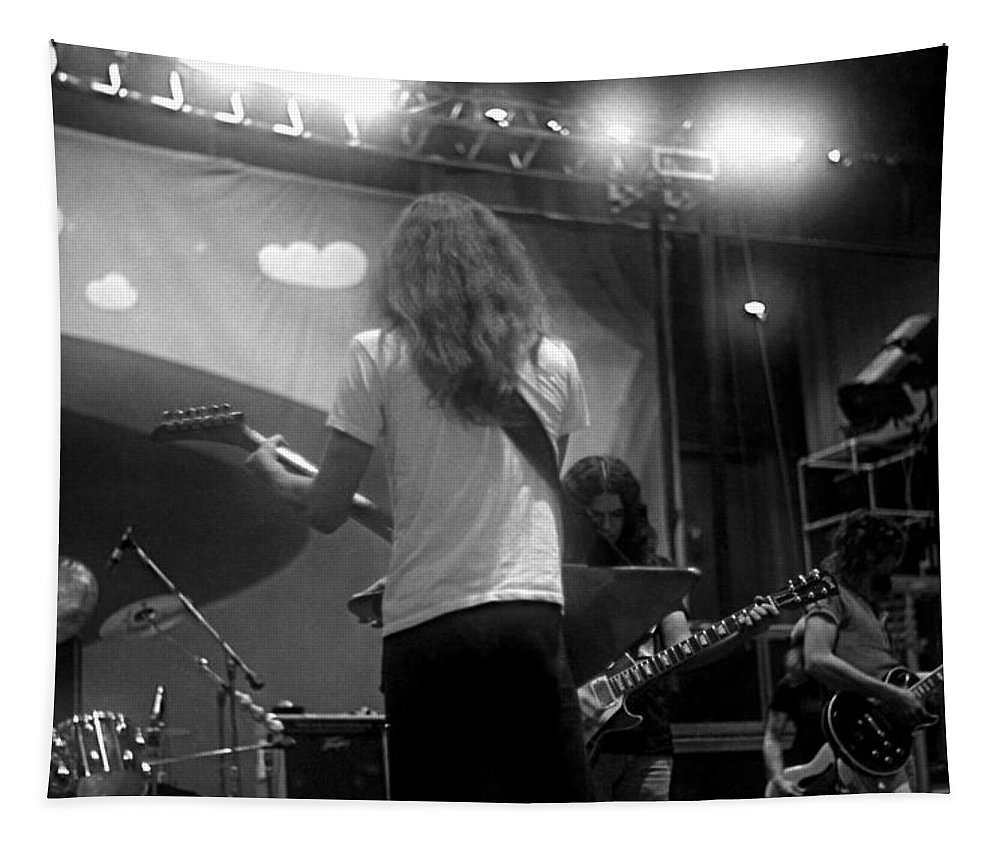 Lynyrd Skynyrd Tapestry featuring the photograph Soundcheck #11 by Ben Upham