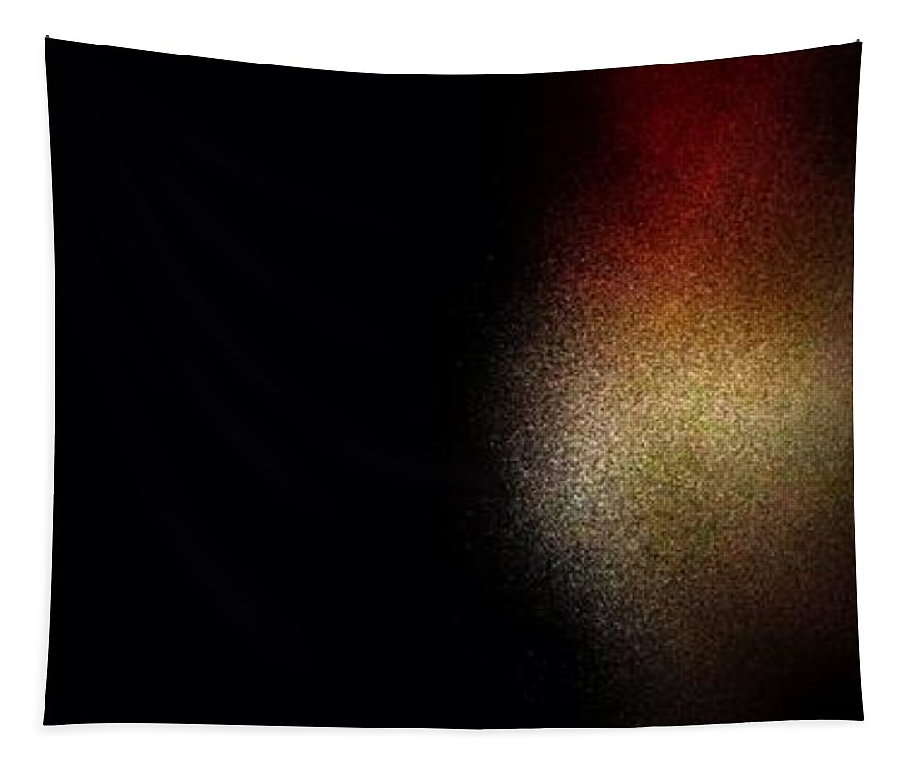 Glow Tapestry featuring the photograph Sphere Of Light by Marianna Mills