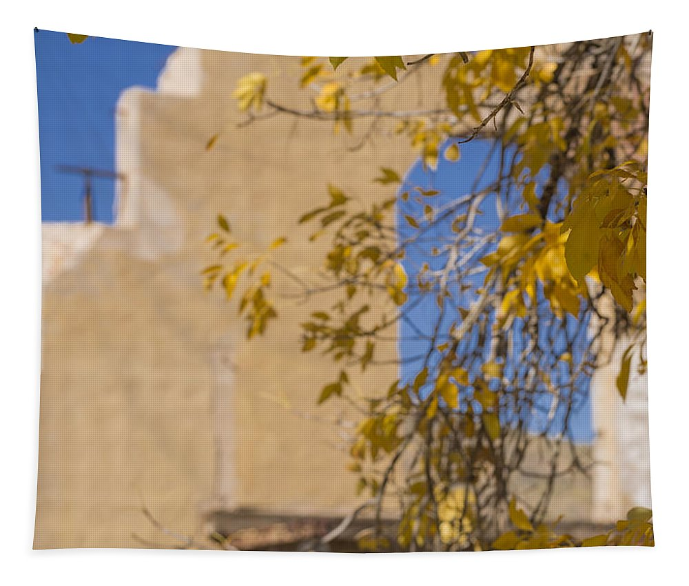 Abandoned Tapestry featuring the photograph Steps And Fall Jerome by Scott Campbell