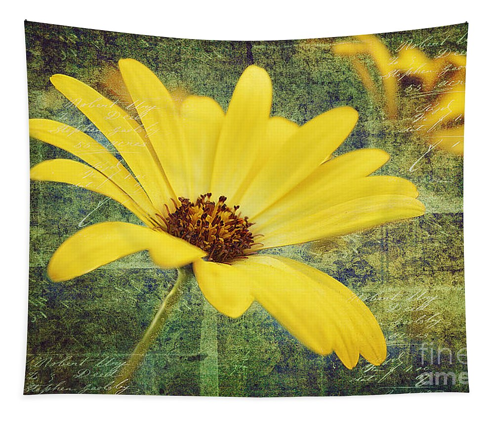 Photo Tapestry featuring the photograph Sunny Moment by Jutta Maria Pusl