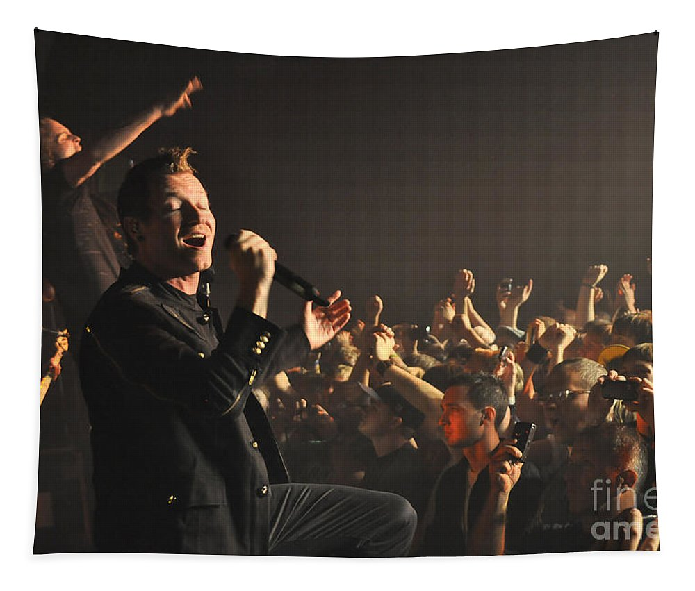 Tfk Tapestry featuring the photograph Tfk-joel-ty-trevor-2720 by Gary Gingrich Galleries