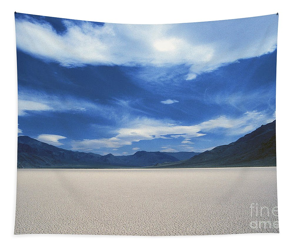 Desert Tapestry featuring the photograph The Race Track by Paul W Faust - Impressions of Light