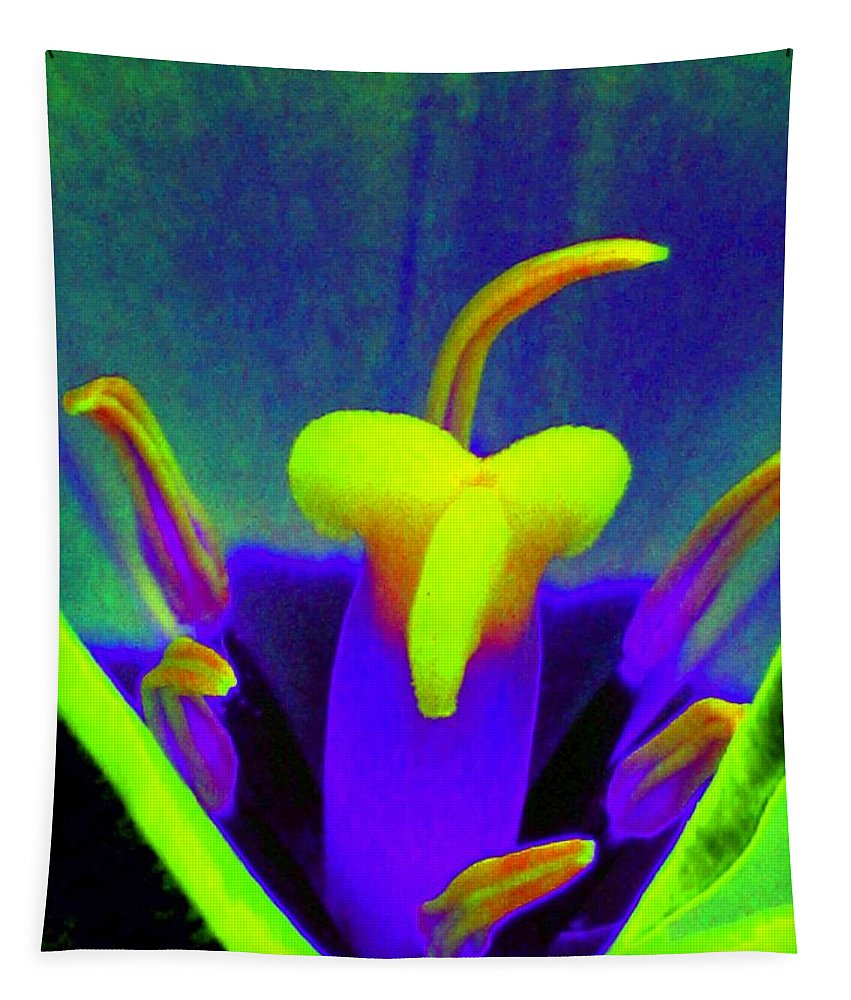 Tulip Tapestry featuring the photograph Tulips - Perfect Love - Photopower 2167 by Pamela Critchlow