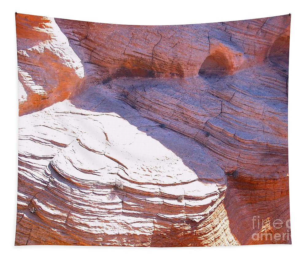 Landscape Tapestry featuring the digital art Turn Of The Sun by Tim Richards