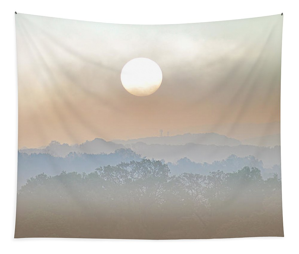 Waiting Tapestry featuring the photograph Waiting On A Sunny Day by Bill Cannon