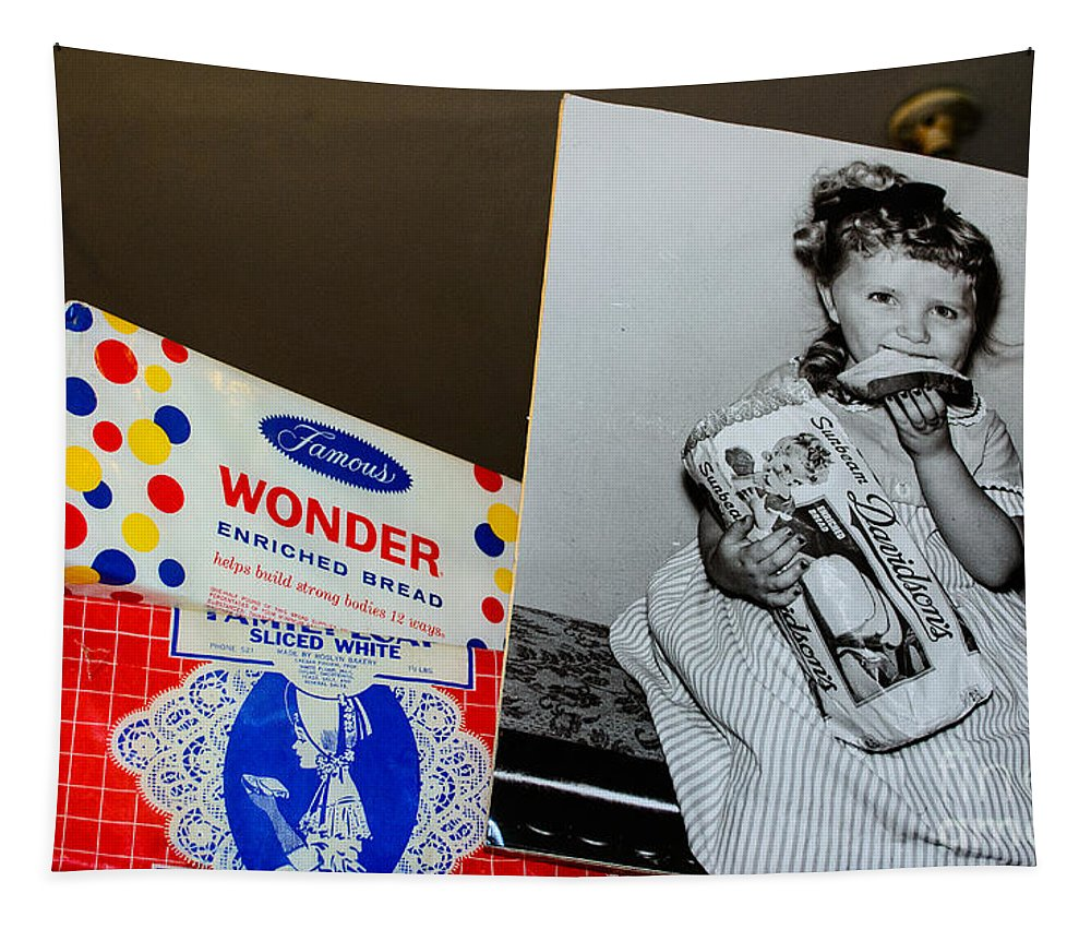 Wonder Tapestry featuring the photograph Wonder by Tikvah's Hope