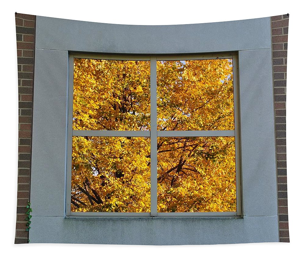 Autumn Tapestry featuring the photograph Mirror Image by Frozen in Time Fine Art Photography