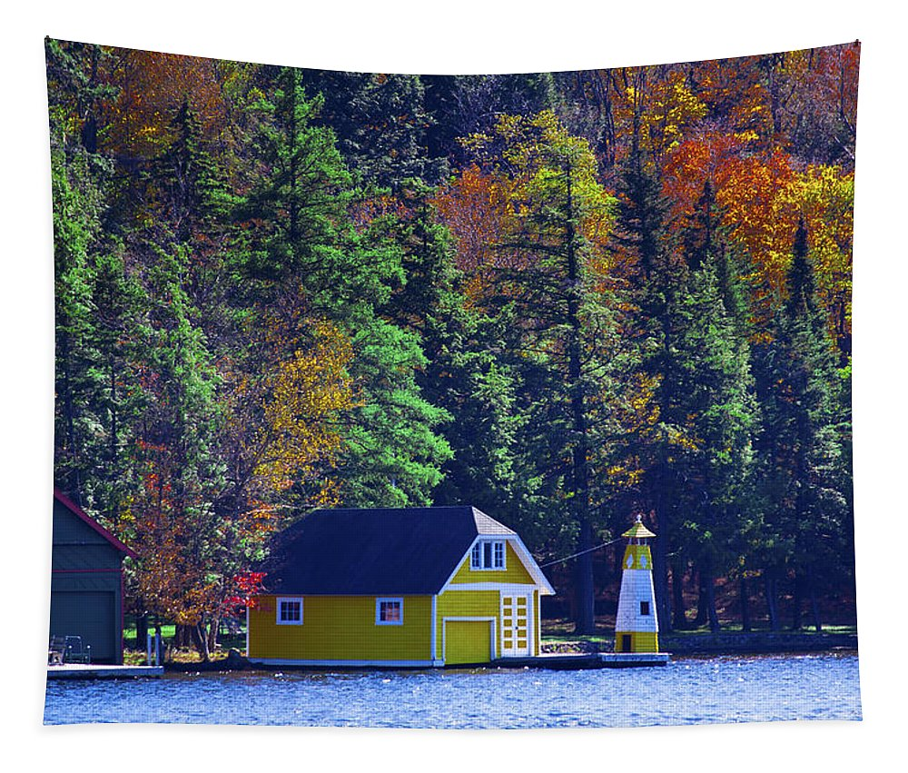 Autumn Tapestry featuring the photograph Autumn Color 5 by David Patterson