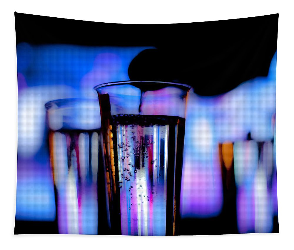 Canon Tapestry featuring the photograph Champagne by Hakon Soreide