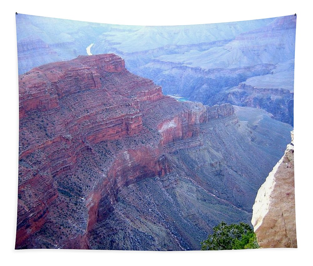 Grand Canyon Tapestry featuring the photograph Grand Canyon 36 by Will Borden