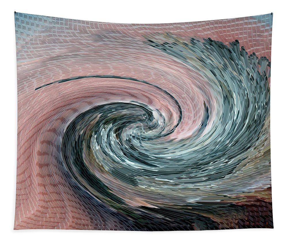 Dream Tapestry featuring the photograph Home Planet - Northern Vortex by Bill Owen