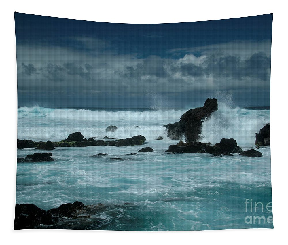 Aloha Tapestry featuring the photograph Journey Of Love by Sharon Mau