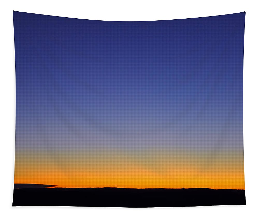 Sunrise Tapestry featuring the photograph My Morning Sunrise by Bill Cannon