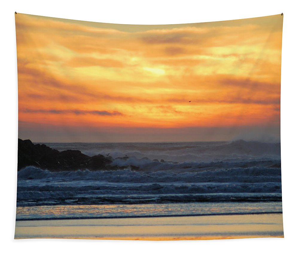 Sky Tapestry featuring the photograph Nature's Paintbrush by Michael Merry