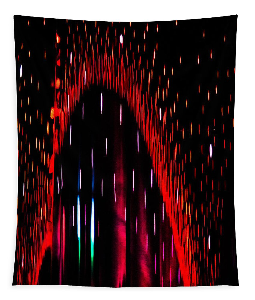 Christopher Holmes Photography Tapestry featuring the photograph Particulated Arch by Christopher Holmes
