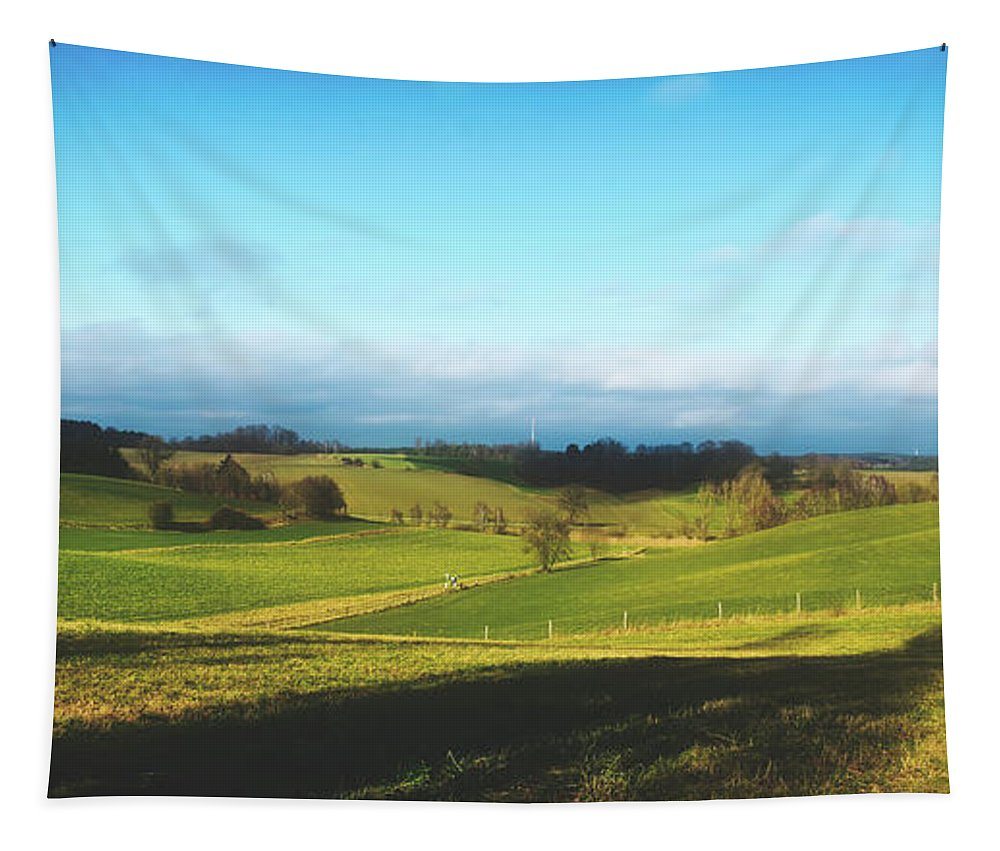 Bavaria Tapestry featuring the photograph Beautiful Rural Bavaria by Pixabay