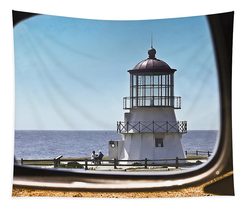 Beauty In Nature Tapestry featuring the photograph Capemendocino by Sean O'Cairde