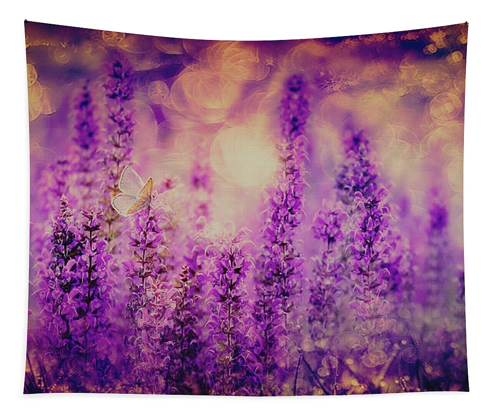 Dreamy Tapestry featuring the photograph Dreamy Summer by Pixabay