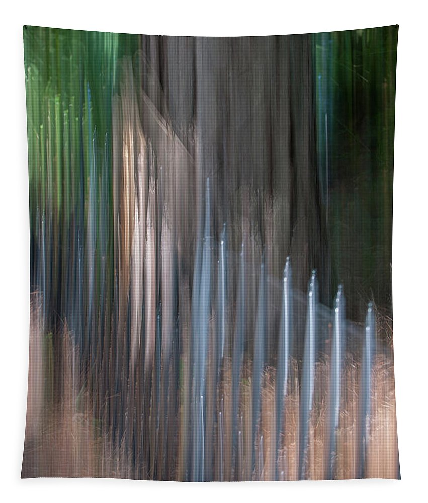 Tree Tapestry featuring the photograph Southern Glow by Dale Powell